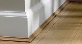 skirting-board